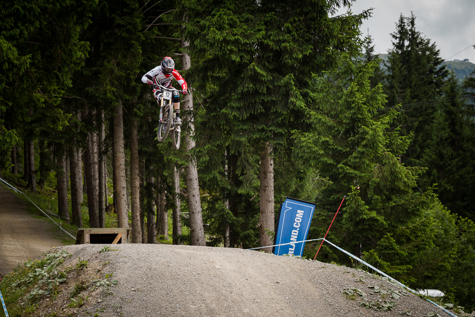 UCI DOWNHILL WORLD CUP | LEOGANG